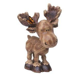 Other - Moose Sculpture • Wood